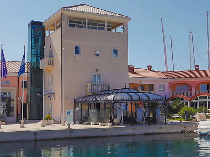 Marina Frapa, Rogoznica, Croatia