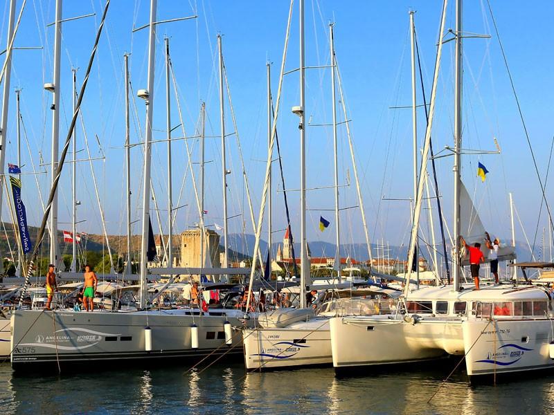 Marina Trogir - SCT, Croatia