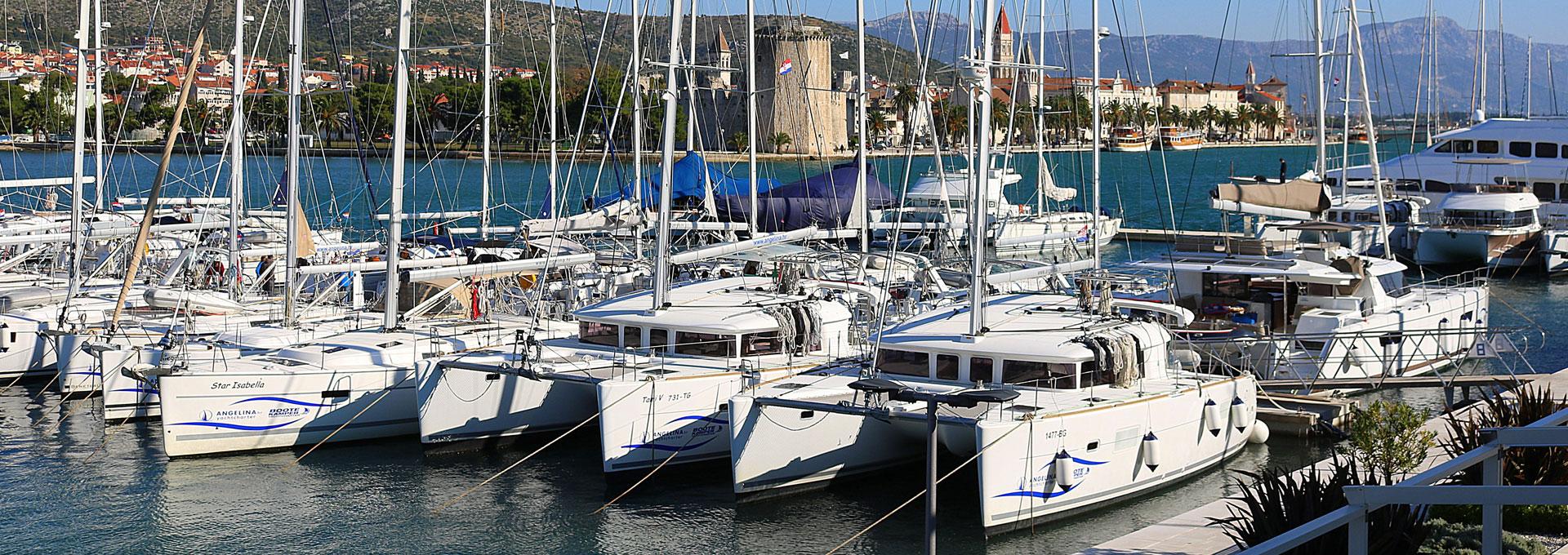 ACI Marina Vodice, Kroatien