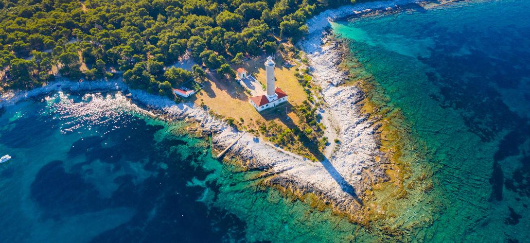 Top 5 Inseln in Kroatien, die Sie besuchen sollten