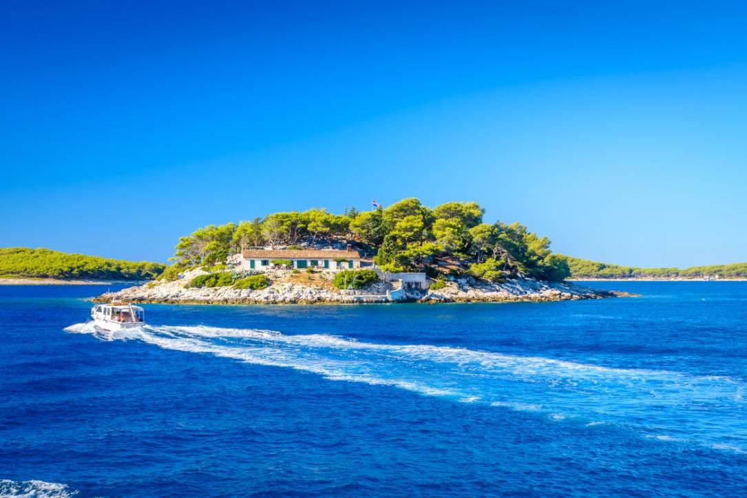 Yacht Charter Split Sailing Region