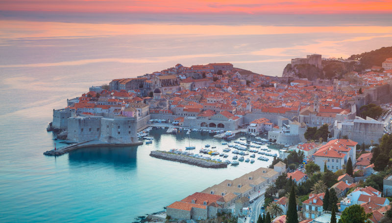 Day 08: Prožura (island Mljet) - Dubrovnik