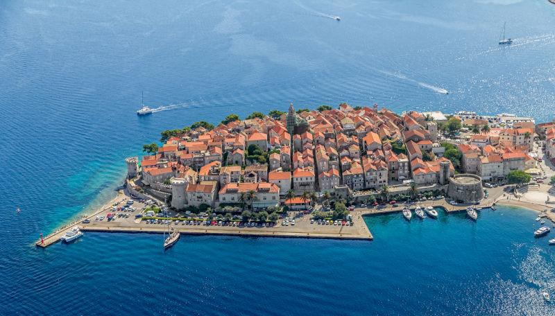 Day 4: Skrivena luka (island Lastovo) - Korčula (island Korčula)