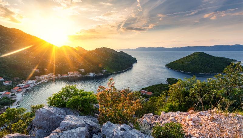Day 06: Korčula (island Korčula) - Prožura (island Mljet)