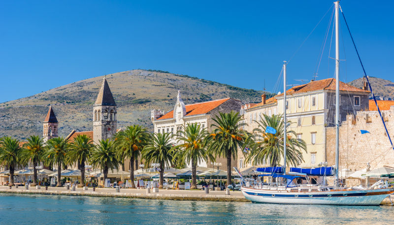 Day 7: Milna (island Brač) - Trogir