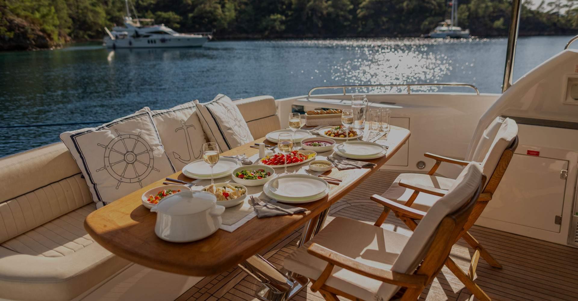 Luxury (Crewed) Yacht Charter