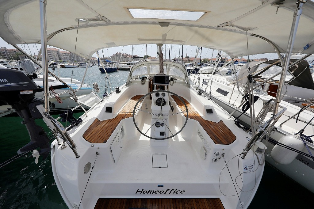 Bavaria Cruiser 33, HOMEOFFICE