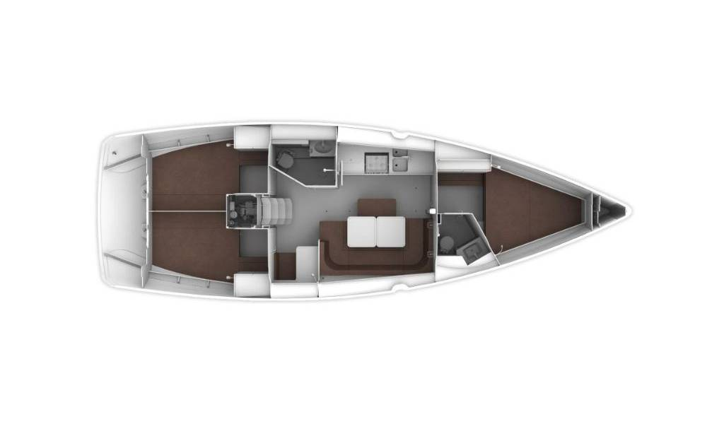 Bavaria Cruiser 41, STAR SISSI