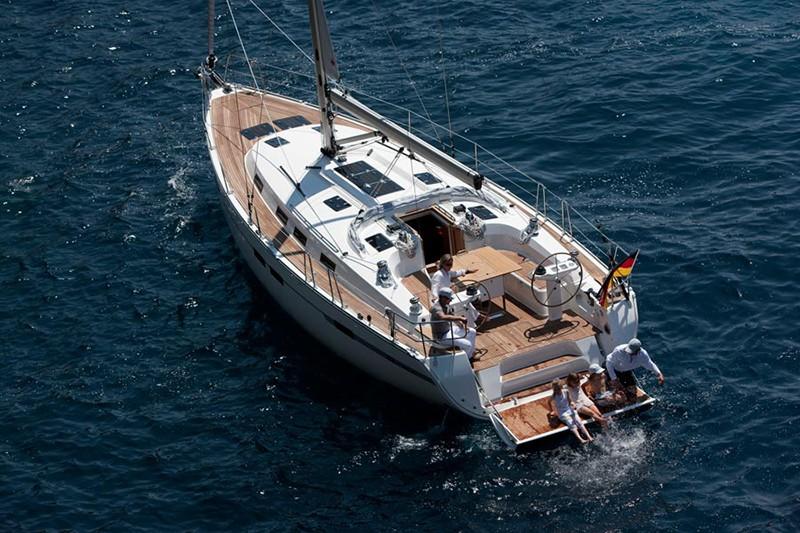 Bavaria Cruiser 45, FADO