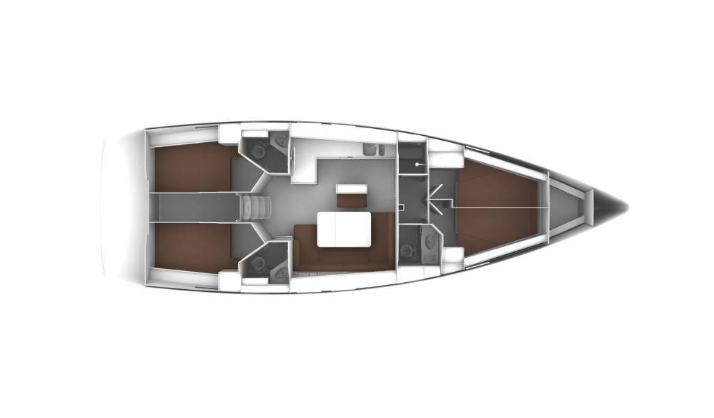 Bavaria Cruiser 46, OPENOFFICE
