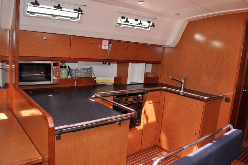 Bavaria Cruiser 50, STAR ISABELLA