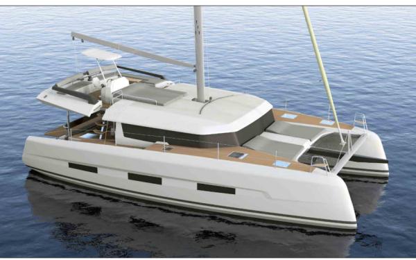 Dufour 48 Catamaran, MAKE ME YOURS