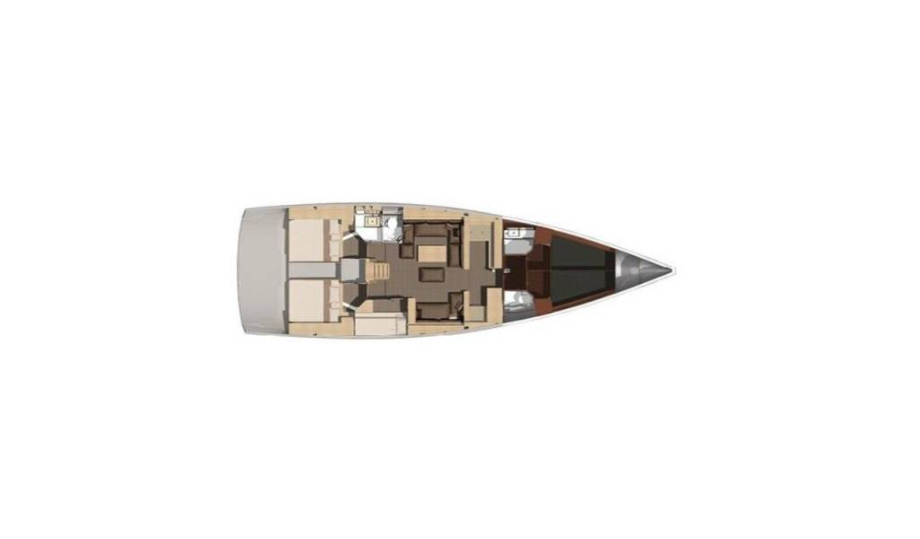 Dufour 512 GL, SIGMA