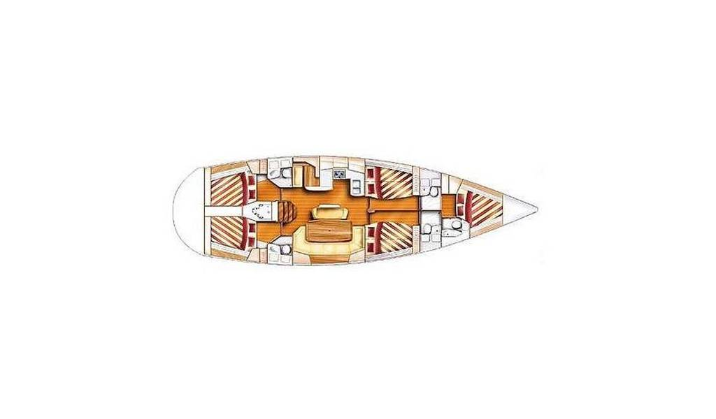 Gib Sea 51, STRAWBERRY III