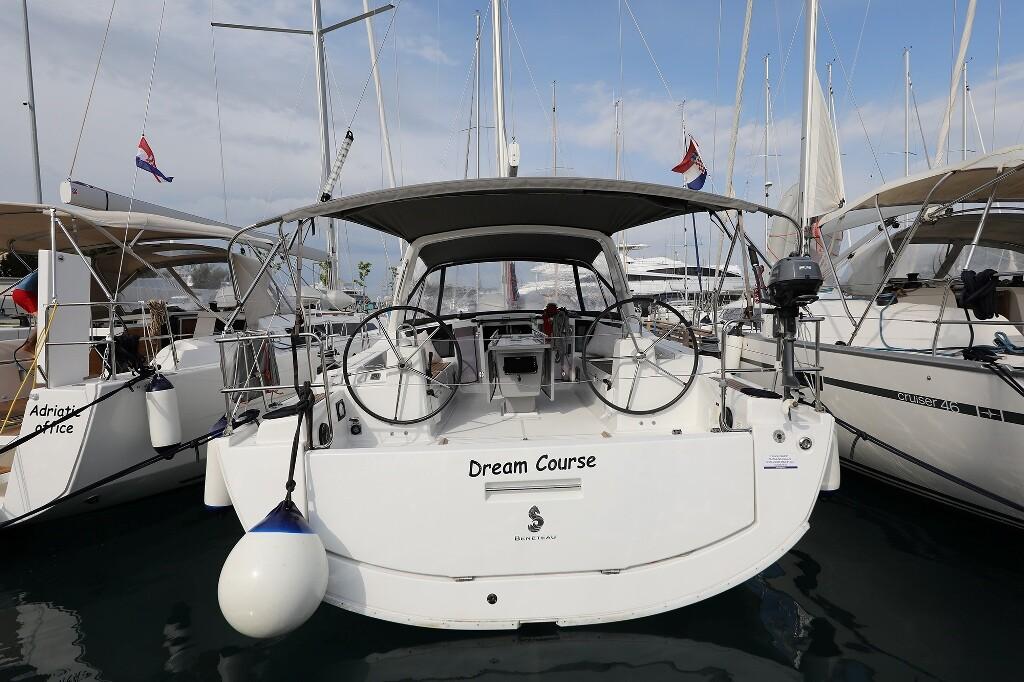 Oceanis 41.1, DREAM COURSE