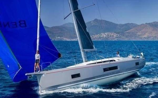 Oceanis 46.1, MY COURSE