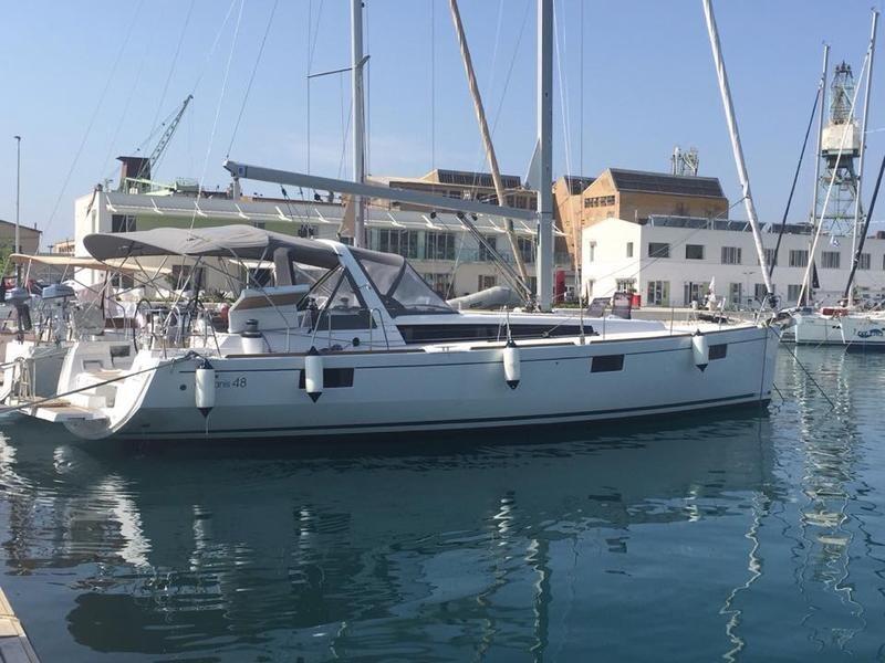 Oceanis 48, ALPHA